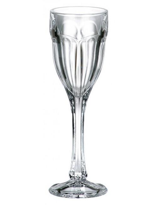 Zestaw kieliszków Safari 6x, szkło bezołowiowe - crystalite, objętość 50 ml