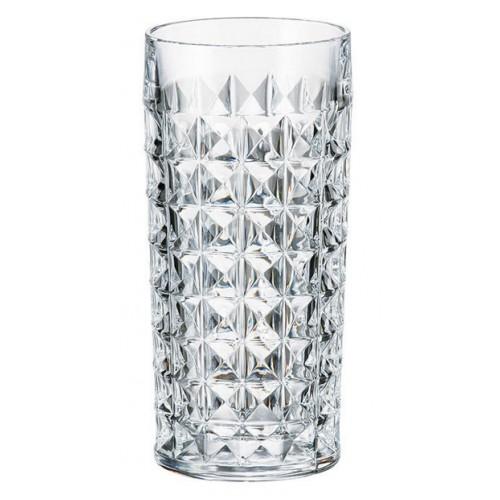 Szklanka Diamond, szkło bezołowiowe - crystalite, objętość 260 ml