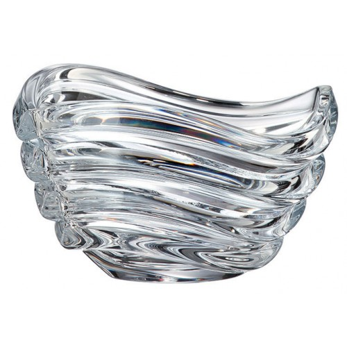 Półmisek Wave, szkło bezołowiowe - crystalite, średnica 165 mm