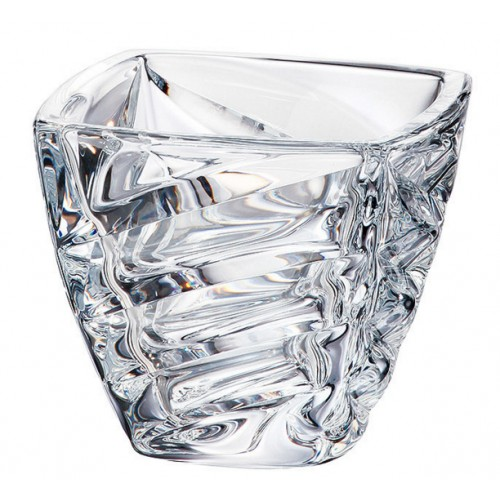 Półmisek Facet, szkło bezołowiowe - crystalite, średnica 180 mm