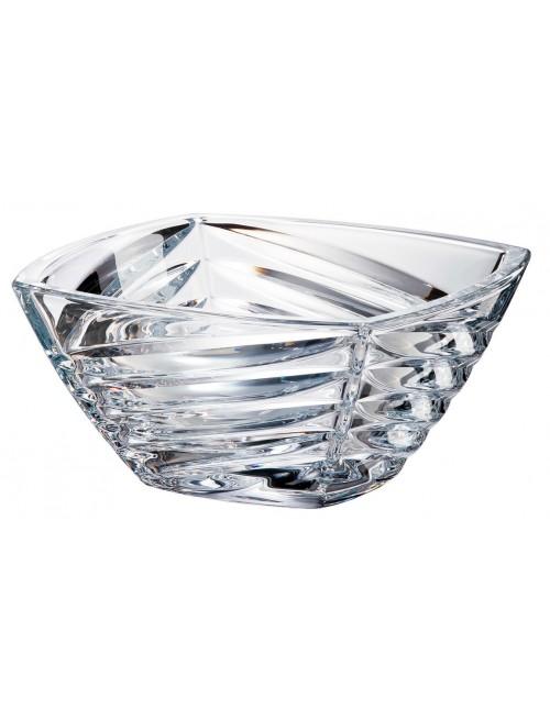 Półmisek Facet, szkło bezołowiowe - crystalite, średnica 330 mm