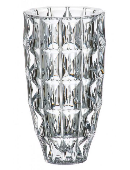Wazon Diamond, szkło bezołowiowe - crystalite, wysokość 280 mm