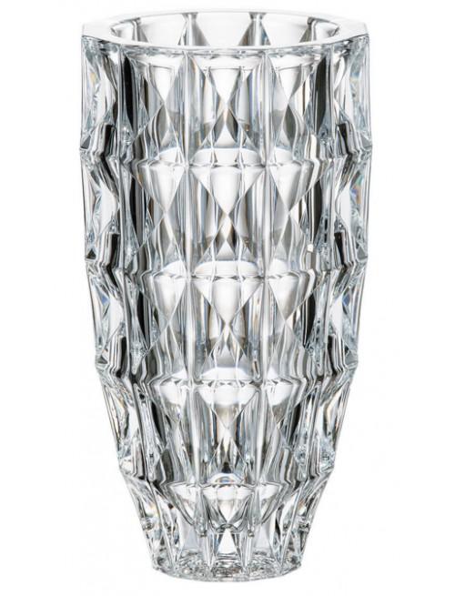 Wazon Diamond, szkło bezołowiowe - crystalite, wysokość 255 mm