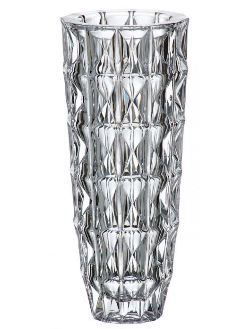 Wazon Diamond, szkło bezołowiowe - crystalite, wysokość 330 mm