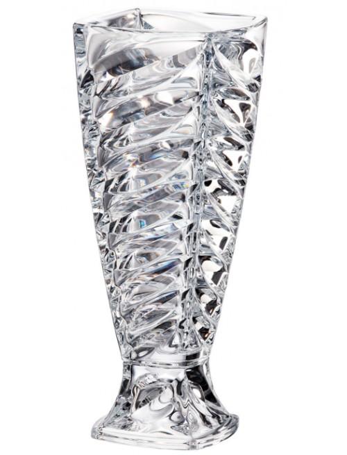 Wazon Facet, szkło bezołowiowe - crystalite, wysokość 375 mm