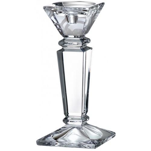 Świecznik Empery, szkło bezołowiowe - crystalite, wysokość 250 mm