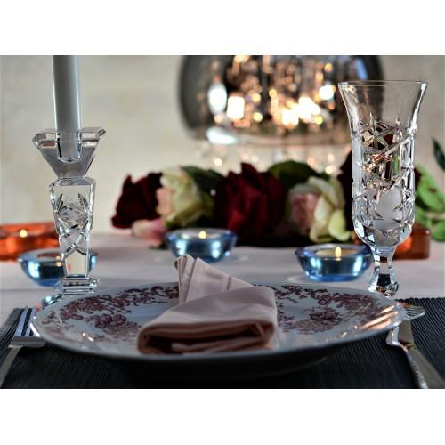 Kieliszek do wina Mars, Szklo kryształowe bezbarwne, objętość 150 ml