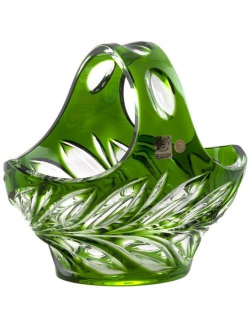 Kosz Fluora, kolor zielony, średnica 200 mm