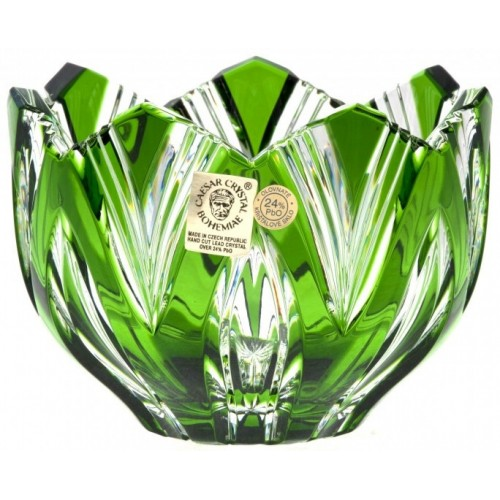 Miseczka Lotos, kolor zielony, średnica 110 mm
