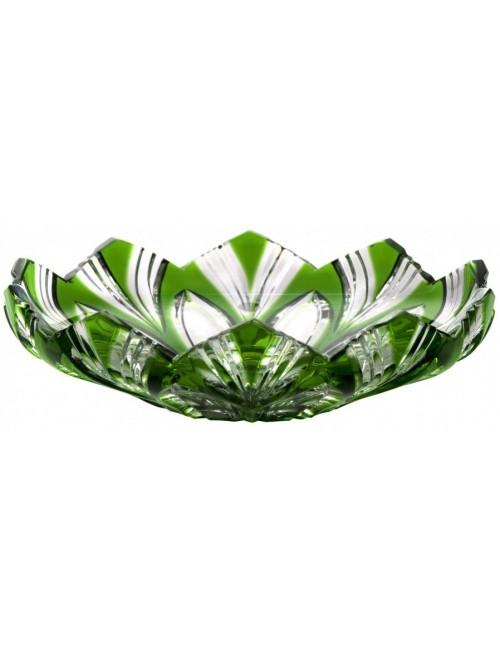 Talerz Lotos, kolor zielony, średnica 145 mm