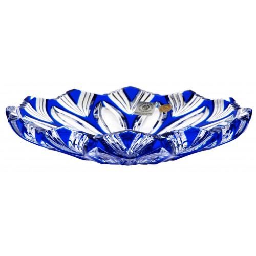Talerz Lotos, kolor niebieski, średnica 180 mm