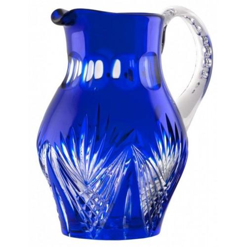 Dzbanek Janette, kolor niebieski, objętość 1500 ml