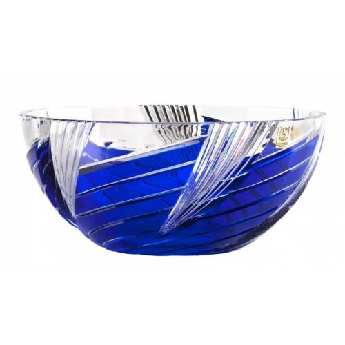 Półmisek  Wir, kolor niebieski, średnica 250 mm