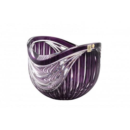 Półmisek Harfa, kolor fioletowy, średnica 200 mm