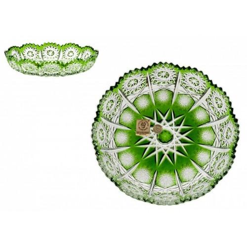 Talerz Paula, kolor zielony, średnica 146 mm