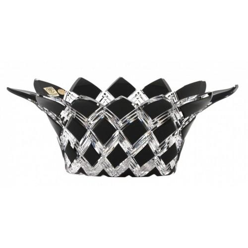 Półmisek Harlequin, kolor czarny, średnica 300 mm