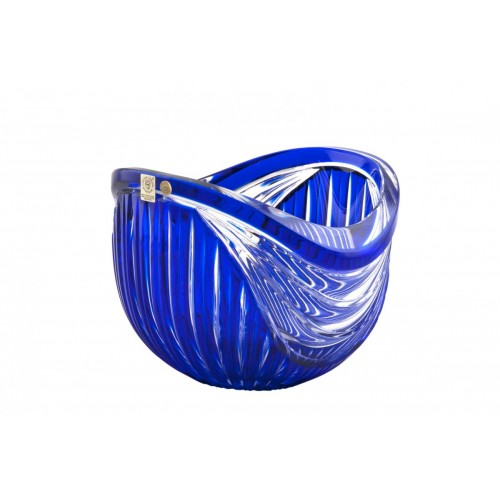 Półmisek Harfa, kolor niebieski, średnica 200 mm