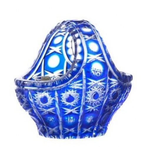 Kosz Petra, kolor niebieski, średnica 150 mm