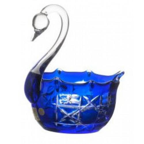 Łabędź Octagon, kolor niebieski, średnica 116 mm
