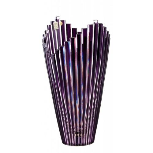 Wazon Mikado, kolor fioletowy, wysokość 310 mm