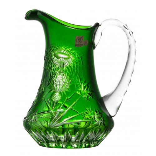 Dzbanek Oset, kolor zielony, objętość 950 ml