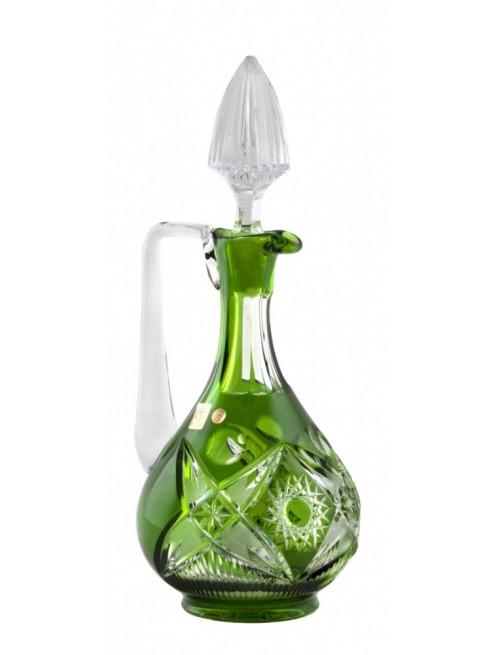 Karafka Nordika, kolor zielony, objętość 950 ml