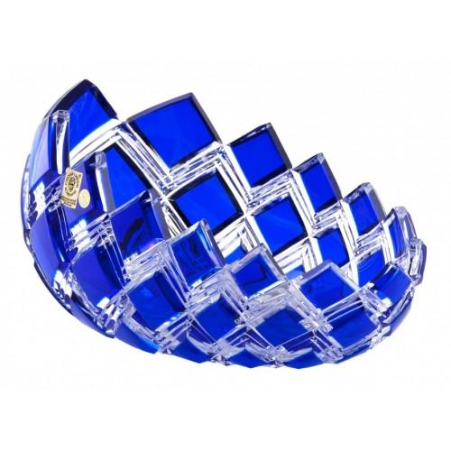 Półmisek Harlequin, kolor niebieski, średnica 255 mm
