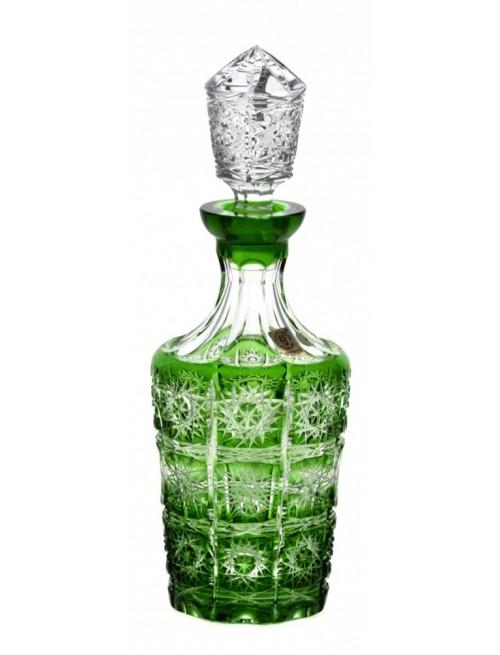 Butelka Paula, kolor zielony, objętość 600 ml