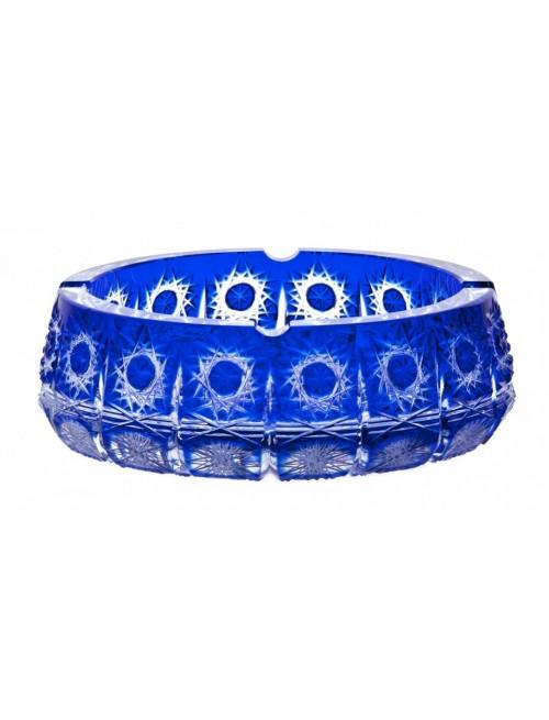 Popielniczka Paula, kolor niebieski, średnica 205 mm