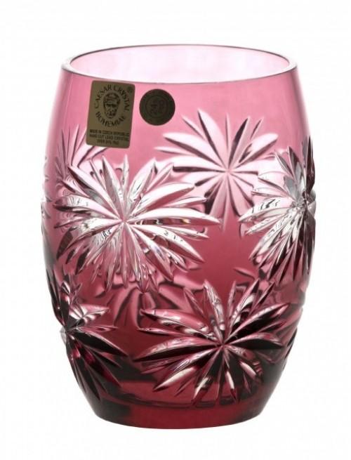 Szklanka Palma, kolor rubinowy, objętość 220 ml