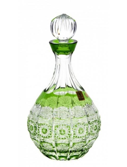 Butelka Paula, kolor zielony, objętość 500 ml