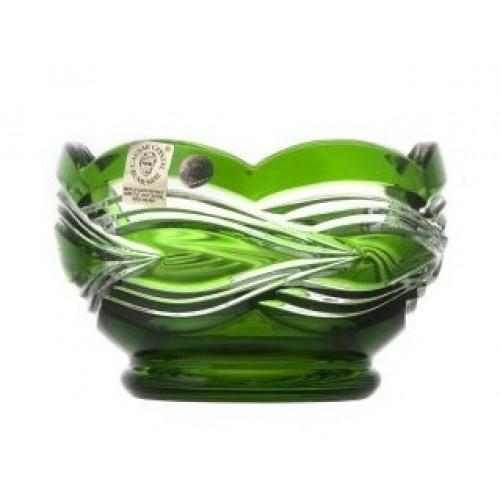 Miseczka Sgrafito, kolor zielony, średnica 110 mm