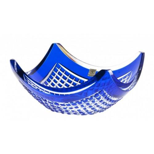 Półmisek Quadrus, kolor niebieski, średnica 280 mm
