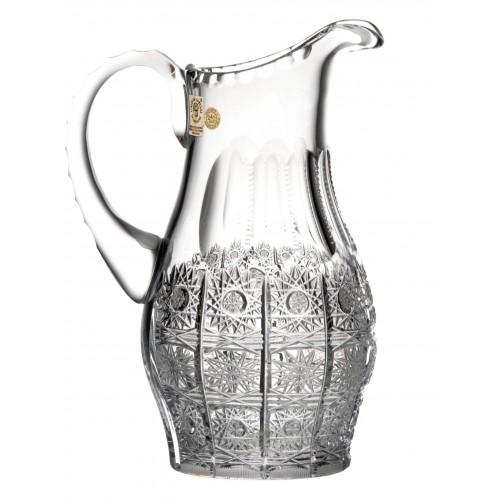 Dzbanek 500PK, szkło kryształowe bezbarwne, objętość 600 ml
