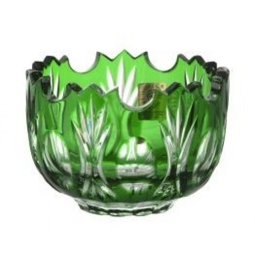 Miseczka Dmuchawiec, kolor zielony, średnica 95 mm