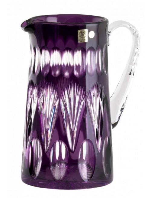 Dzbanek Zora, kolor fioletowy, objętość 1450 ml