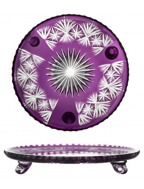 Talerz Grace, kolor fioletowy, średnica 305 mm