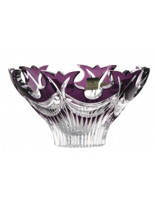 Półmisek Diadem, kolor fioletowy, średnica 165 mm