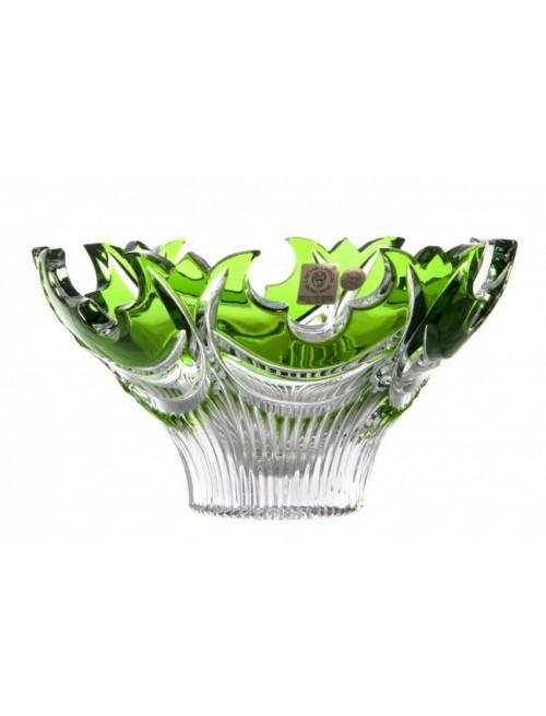 Półmisek Diadem, kolor zielony, średnica 165 mm