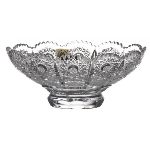 Miseczka 500PK, szkło kryształowe bezbarwne, średnica 130 mm