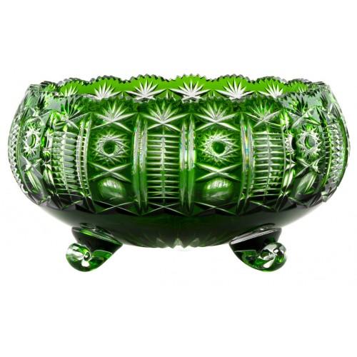 Półmisek Kendy, kolor zielony, średnica 280 mm