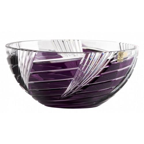 Półmisek Wir, kolor fioletowy, średnica 250 mm