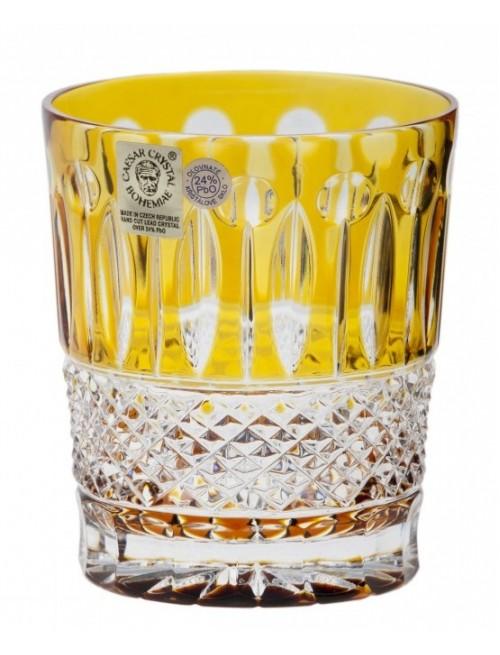 Szklanka Tomy, kolor bursztynowy, objętość 290 ml