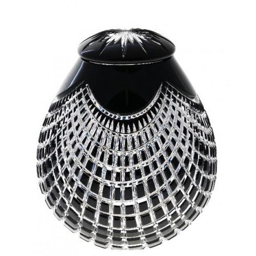 Urna Quadrus, kolor czarny, wielkość 290 mm