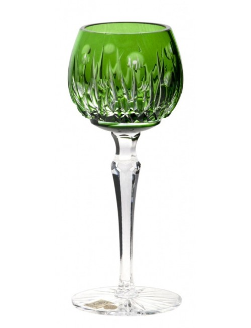 Kieliszek do wina Heyday, kolor zielony, objętość 170 ml