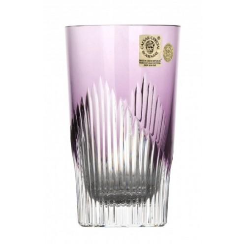 Szklanka Mikado, kolor fioletowy, objętość 240 ml