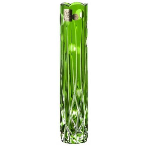 Wazon Heyday, kolor zielony, wysokość 205 mm