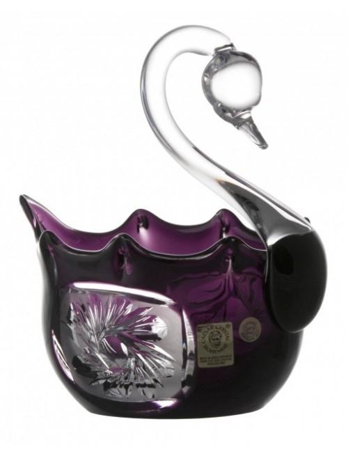 Łabędź Młynek, kolor fioletowy, średnica 116 mm