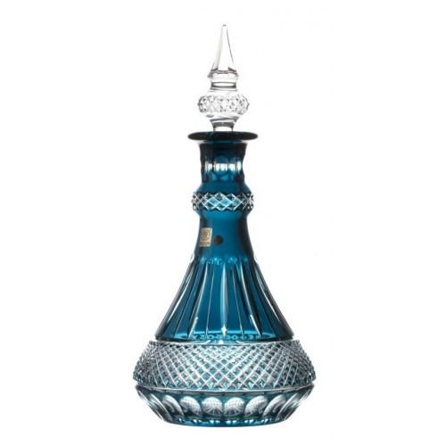 Butelka Tomy, kolor turkusowy, wysokość 1300 mm