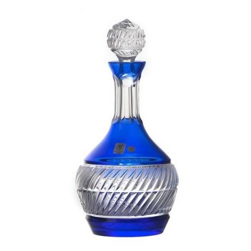 Butelka Nip, kolor niebieski, objętość 1000 ml